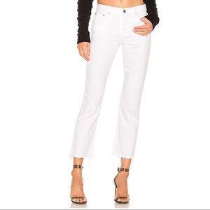 GRLFRND Jeans - GRLFRND Tatum Mid-Rise Micro Boot Jeans